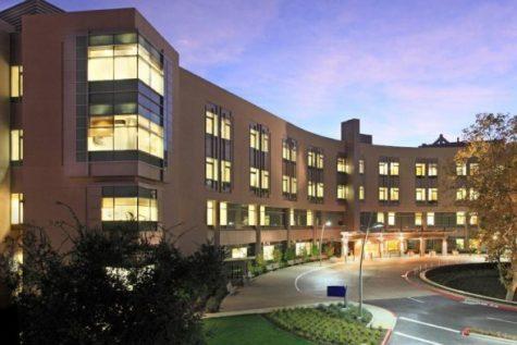 el camino hospital dusk